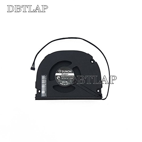 DBTLAP Ventilador CPU Ordenador portátil Airport
