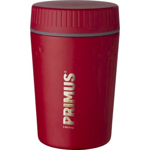 Relags Primus Thermo Speisebehälter 'Lunch Jug' Behälter, rot, 0.55 Liter