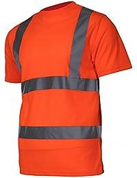 Tranemo Workwear Arbeits Buisness T-Shirt Shirt Arbeitskleidung Grün M L XXXXL