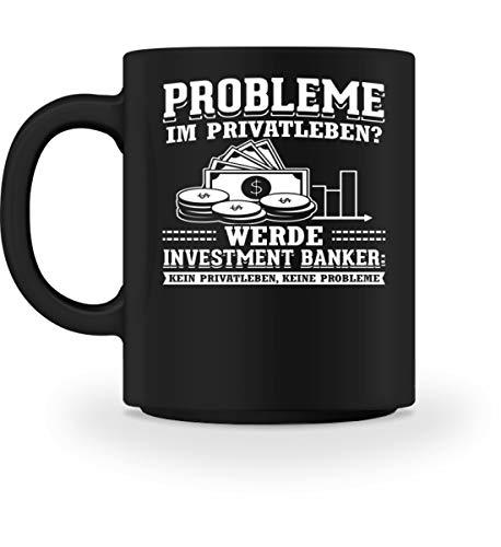 Chorchester Für Investment-Banker Ohne Privatleben - Tasse