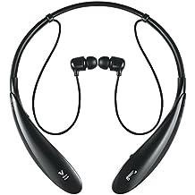 LG Tone Ultra - Auriculares in-ear Bluetooth (reducción de ruido), negro