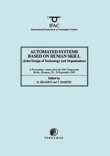 41fVUCJWBmL - NO.1 BEAUTY# Automated Systems Based on Human Skill (Joint Design of Technology and Organisation): Joint Design of Technology and Organisation : a Proceedings ... September, 1995 (IFAC Proceedings Volumes) Reviews  Best Buy price