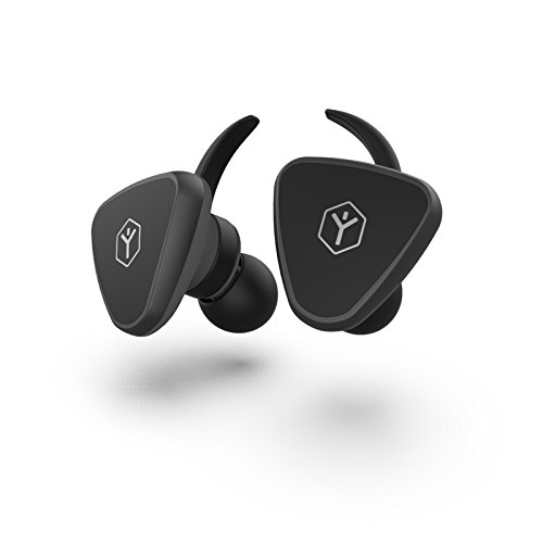 Ryght KOLMIO Ecouteurs intra auriculaires sans fil Bluetooth - noir