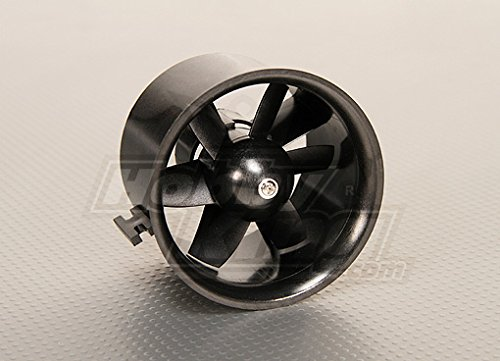 Hobby King EDF Ducted Fan Unit 6Blade 2.75inch 70mm