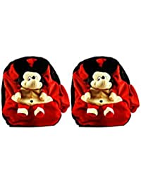 MGP Red Micky Nursery Play Kids School Bag-Set Of 2