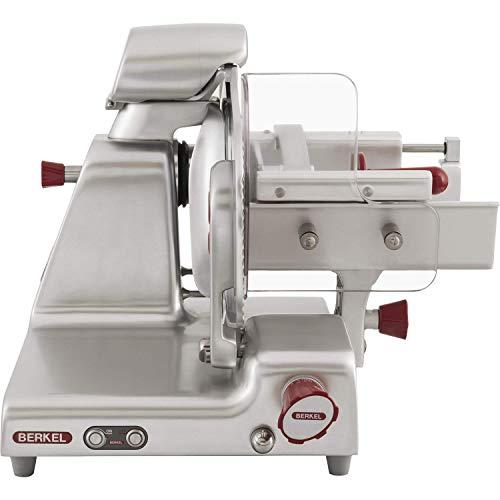 Berkel–Aufschnittmaschine Profi Serie FUTURA–Typ Fleischermesser (senkrecht)–Größe XL (Durchmesser Klinge 360mm)–Stromversorgung 230V–50Hz