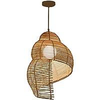 Brighter Concha en Forma de Espiral Colgante Luces lámparas de Techo Creative lampshape Altura Ajustable Crema