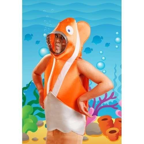 Imagen de disfraz de pez adulto