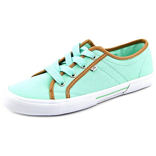 isaac-mizrahi-tie-women-us-9-green-sneakers