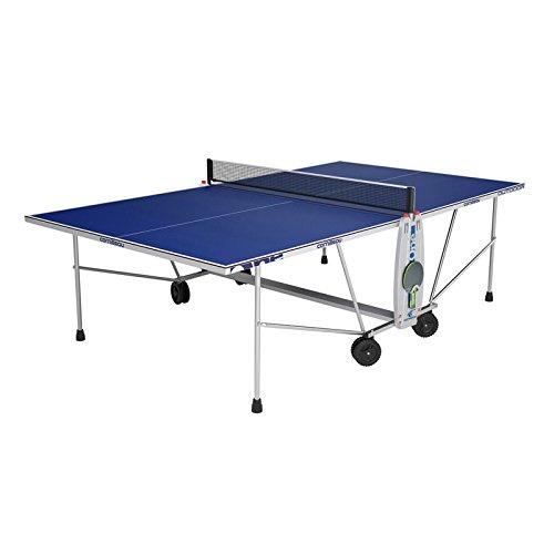 Cornilleau Sport 100S Crossover Tavolo da Ping Pong da Esterno, Blu, Unica