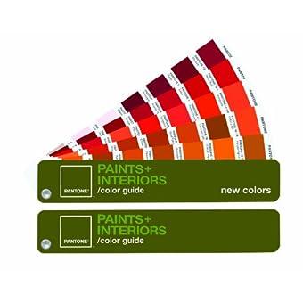 Pantone Paints and Interiors PGP120 - Guía de colores