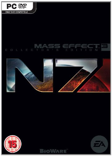 Mass Effect 3: N7 Collector's Edition (PC DVD) [UK IMPORT]