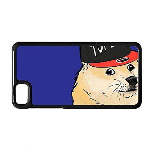 Printing Doge 3 Phone Cases For Blackberry Z10 Plastic Slight Girls