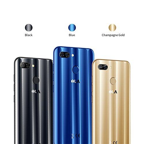 iLA Silk - Smartphone de 5 7    Android 8 1  Wifi  4G  Bluetooth 4 2  Qualcomm Snapdragon 430 Octa Core  18 9 Pantalla Infinita  64 GB de memoria inte