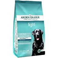 Arden Grange Light Chicken and Rice Adult Dog Food - 12 kg