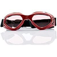 BIAOZH Brillen, Sonnenbrillen, Gläser, Sonnenbrille, für große Hunde, Rot Pink Schwarz/Blau/Gelb/Weiß