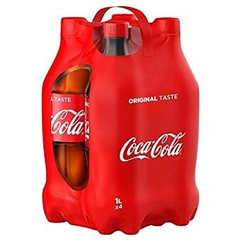 Coca-Cola Bouteille 4 x 1 L