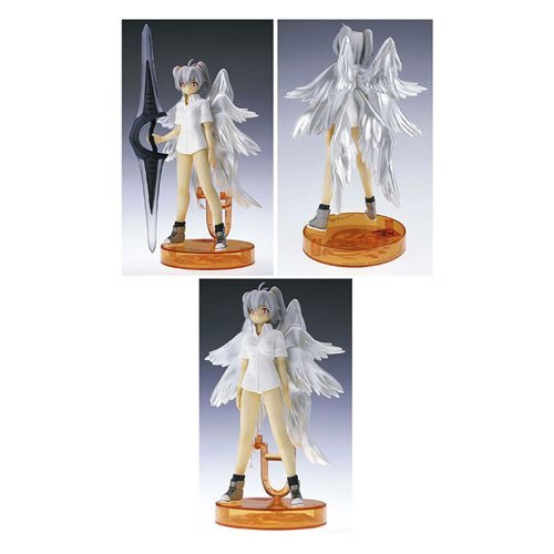 Abysses Corp - FIGB75 - Figurine - Evangelion - Wave: Angel Chromosome-Xx A-17 Tabris-Xx Pvc
