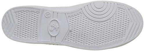 Le Temps des Cerises  Ltc Basic 02,  Damen Sneaker Mehrfarbig - Multicolore (Fancy Bird)