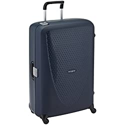 Samsonite Termo Young Spinner Suitcase, 85 cm, 120 L, Bleu (Dark Blue)