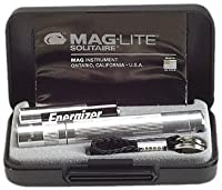 Maglite Boxed MGLK3A102 AAA Solitaire Torch - Silver de Maglite