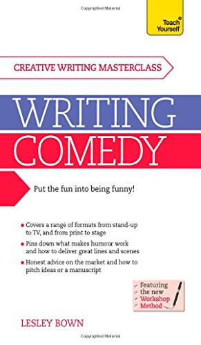 Masterclass: Writing Comedy: Teach Yourself: Book (Creative Writing Masterclass) by Lesley Bown (26-Mar-2015) Paperback