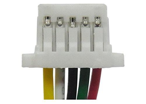 CS-RAD8483SL Akku 1900mAh Kompatibel mit [Dell] KR174 PERC6, Poweredge PERC5e with BBU Connector Cable Ersetzt 0DM479, 0FY374, 0GC9R0, 0GP297, 0J155F, 0KR174, 0X8434, 0XM768, DM479, FY374, GC9R0, GP2