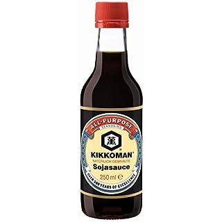 KIKKOMAN Soja-Sauce, 1er Pack (1 x 250 ml)