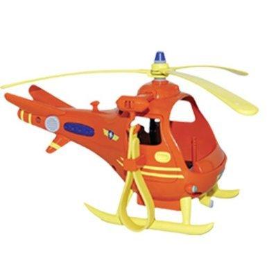 Sam de pompier Hélicoptère de Tom de 18 cm le long en boite