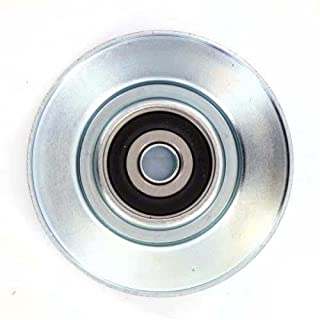 Adaptable V Groove Bearing Pulley for AYP Roper, Partner and Husqvarna, Jonsered. Replaces original: 179050, 186007, 199532 – 532179050, 532186007, 532199532 – 532179050, External Diameter: 532199532-: 63,5 mm Ø Int 8,1 mm