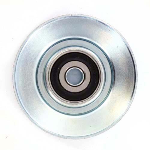 Poulie à gorge en V sur roulement adaptable pour AYP ROPER ,HUSQVARNA, JONSERED et PARTNER. Remplace origine: 179050, 186007, 199532 - 532179050, 532186007, 532199532 - 532179050, 532199532- Ø: ext: 63,5mm Ø int: 8,1mm