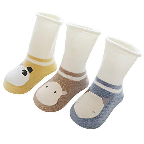BEARCOLO Baby Jungen (0-24 Monate) Socken #03 Large