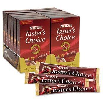 nes66870-nescafac-tasters-choice-stick-pack-premium-coffee-original-blend-07oz-84-carton-by-nescafac