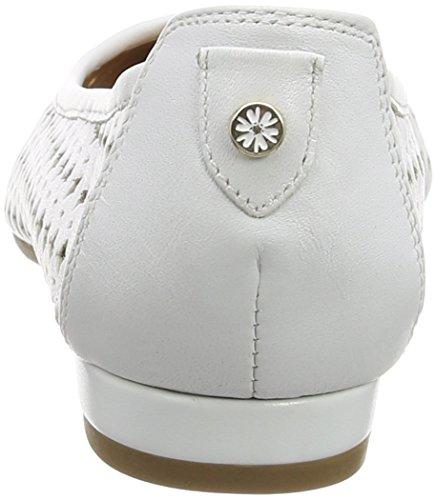 Van Dal Mason, Ballerines femme Blanc - Blanc
