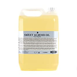 Olio Portante Di Mandorle Dolci – 5 Litri – 100% Puro