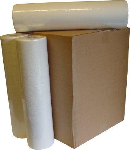 Liegenabdeckung Ärztekrepp Mediroll Liegenabdeckrollen Liegen Paper Comfort(Größe: 50 cm x 50 m,Menge: 9 Rollen)