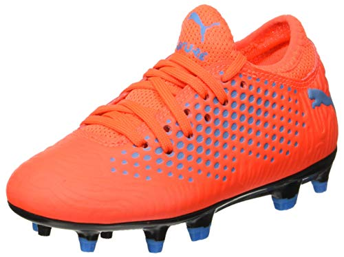 get cheap 69f03 d45b0 Puma Boys  Future 19.4 Fg Ag Jr Football Shoes, (Red Blast-