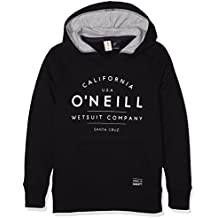 O 'Neill n01470sudadera para niño, Niño, N01470, Black Out, FR : 176 cm (Taille Fabricant : 176 cm)