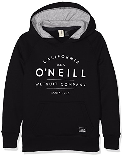 O'Neill Jungen Hoodie Sweatshirts, Black Out, 164 (Top Lace French)