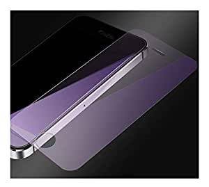 Novago compatible iPhone 5, iPhone 5S, iPhone SE, iPhone 5C Film protection écran en verre trempé avec le Filtre Lumière Bleue