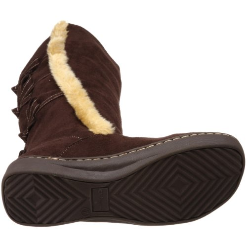 CL By Laundry Montero Femmes Synthétique Botte Dark Brown