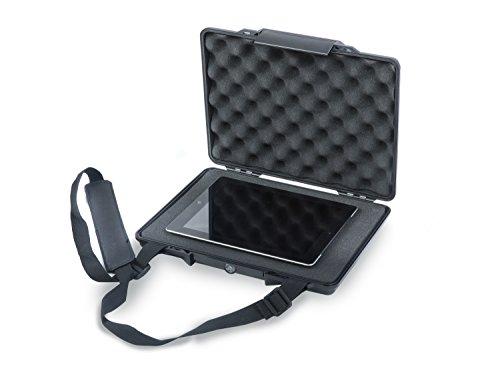 Preisvergleich Produktbild Wasserdichte Schutzhülle mit Schaumstoff–Tablet Schutzhülle eingestufte IP67Wasserdicht, Staubdicht, Stoßfest, spritzwassergeschützt Zerquetschen für Tablet, iPad, Samsung Galaxy.