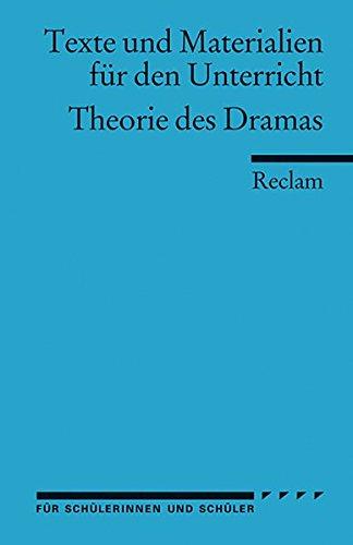 Theorie des Dramas