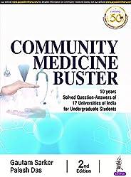 Community Medicine Buster