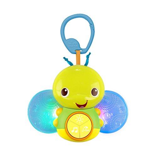 Bright Starts, Spielzeug für den Kinderwagen mit Lichtern, Glühwürmchen