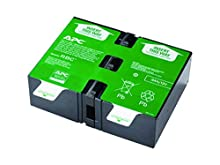 APC APCRBC124 - Pacco batterie sostitutive per UPS APC - BR1200GI, BR1500GI, SMC1000I-2U