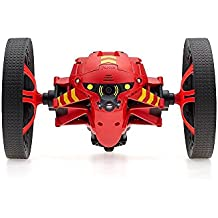 Parrot - Minidrone Jumping Night Marshall, color rojo (PF724102AA)