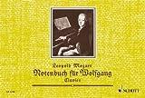 NOTENBUCH FUER WOLFGANG - arrangiert für Klavier [Noten / Sheetmusic] Komponist: MOZART LEOPOLD