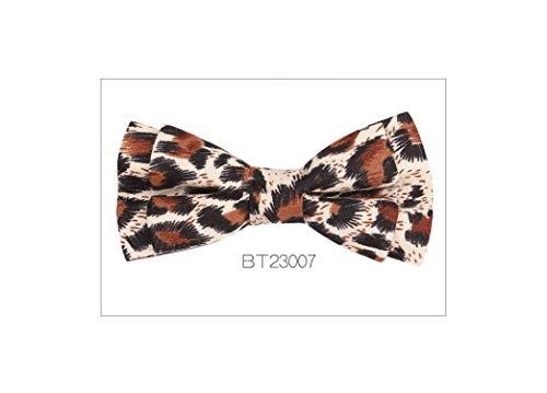 ties für Kinder Krawatten Adjustable Tuxedo Jungen Fliege für Partei-verursachende Baumwolle Bowties, BT23007 ()