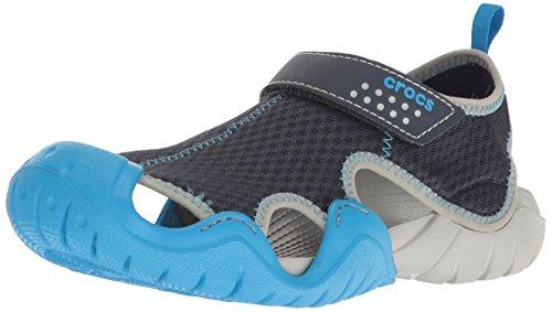 Crocs Swiftwater Sandal M, Spartiates Homme Navy/Ocean